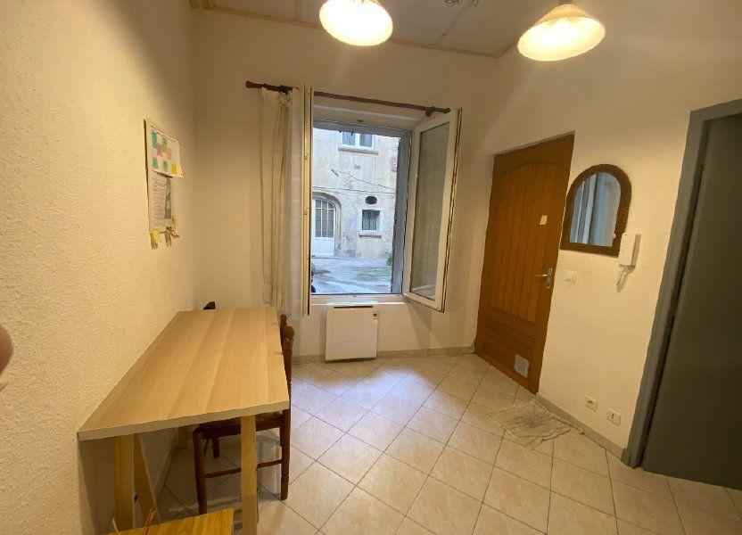Appartement à vendre 18m2 à Avignon