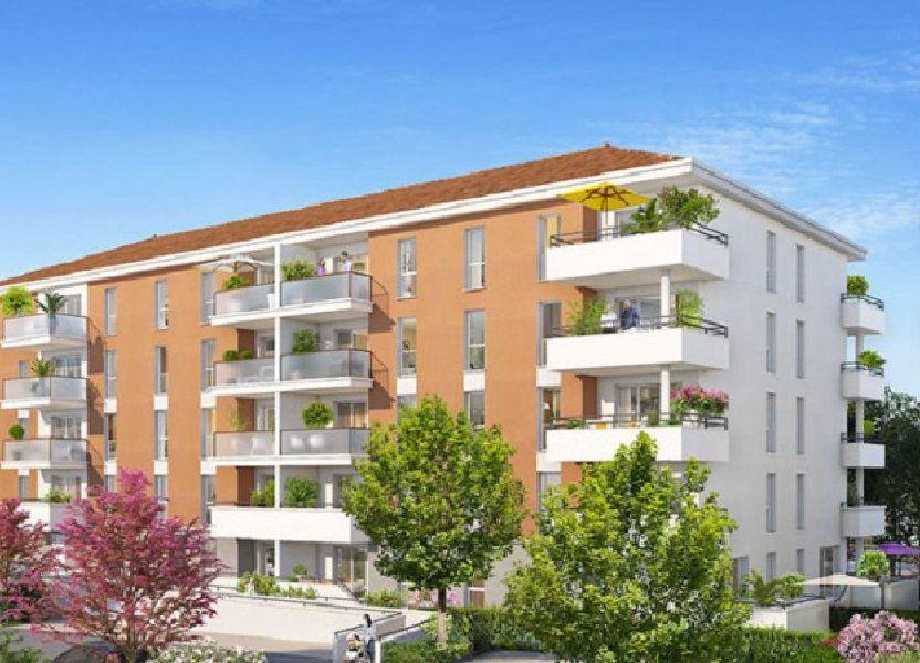 Appartement à louer 57.9m2 à Avignon
