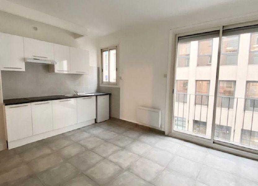 Appartement à louer 28m2 à Perpignan