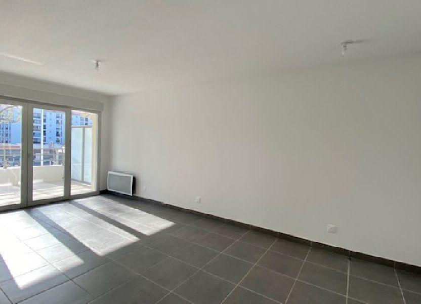 Appartement à louer 64.2m2 à Perpignan