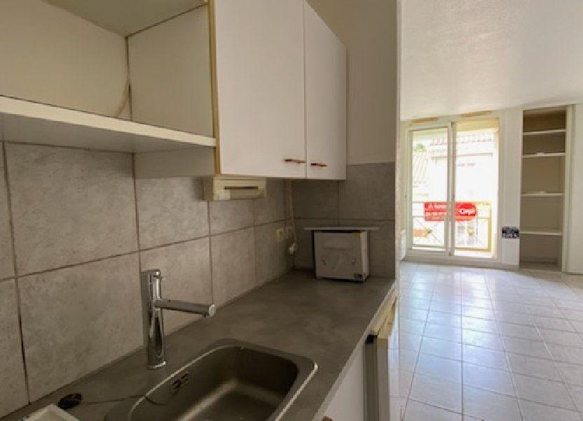 Appartement à louer 19m2 à Perpignan