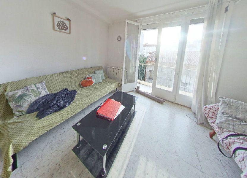 Appartement à louer 37m2 à Perpignan