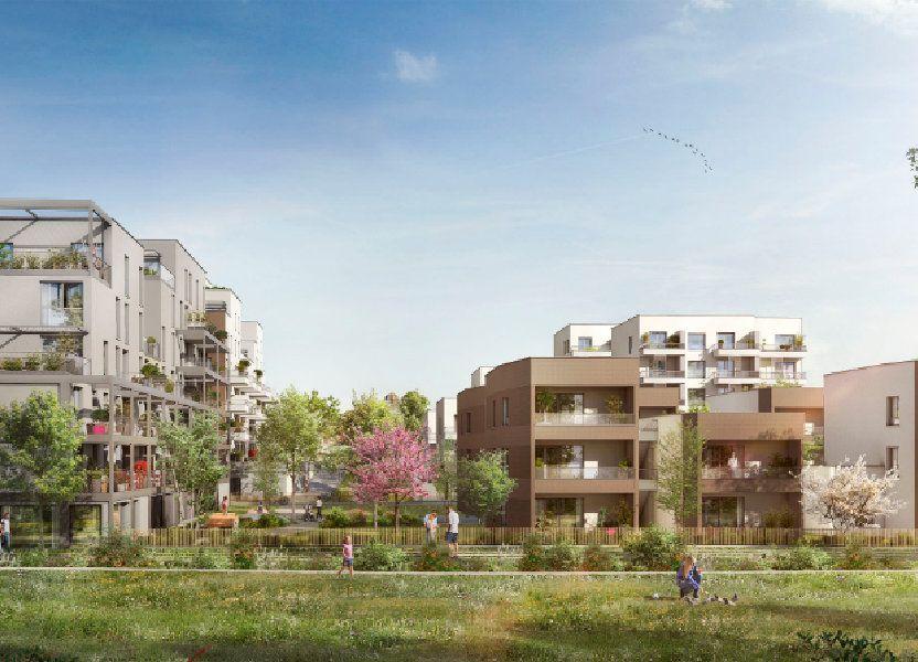 Appartement à vendre 89.57m2 à Toulouse