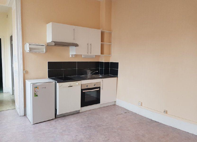 Appartement à louer 43m2 à Mamers