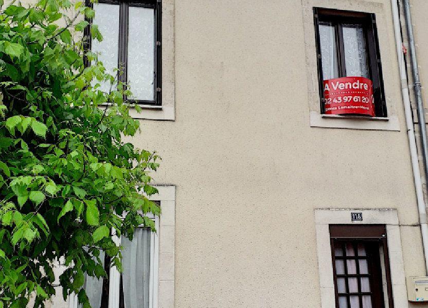 Maison à vendre 93m2 à Mamers