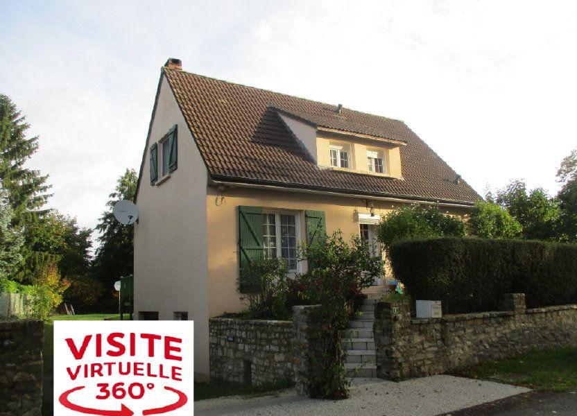Maison à vendre 98m2 à Livet-en-Saosnois