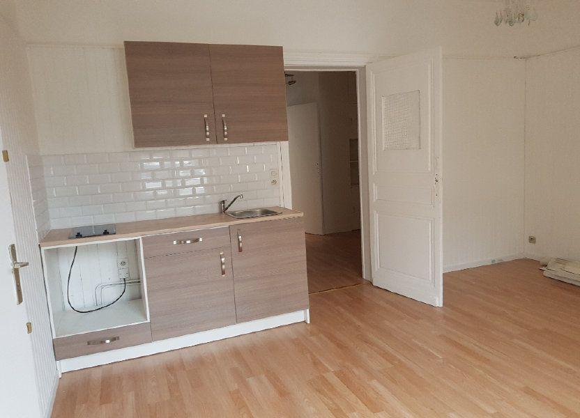 Appartement à louer 37m2 à Mamers