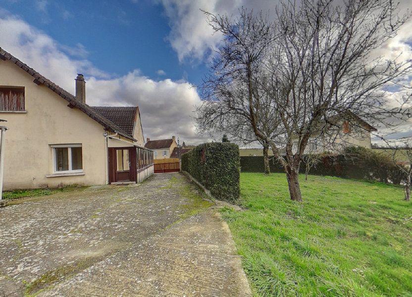 Maison à vendre 91m2 à Saint-Longis