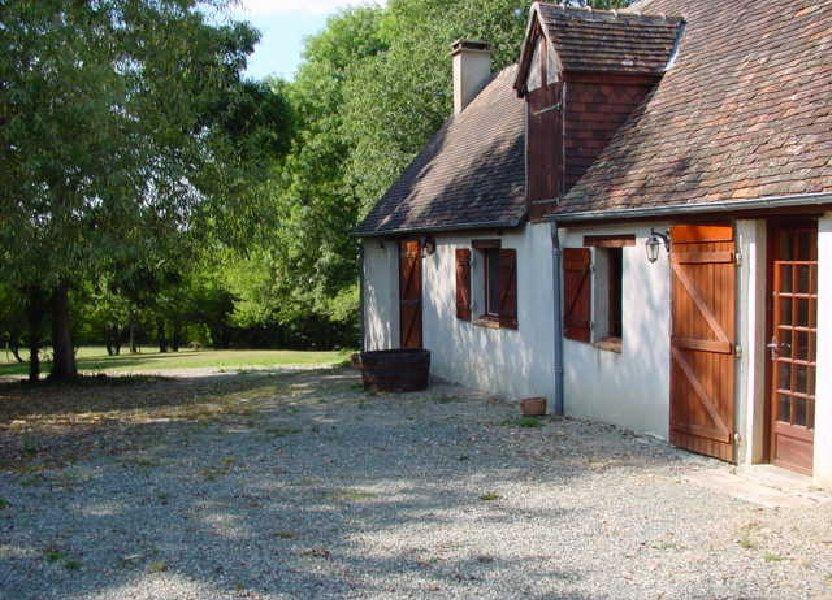Maison à vendre 140m2 à La Fresnaye-sur-Chédouet