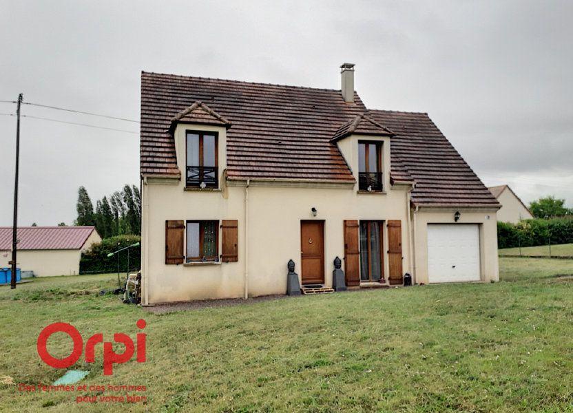 Maison à vendre 111m2 à Mamers