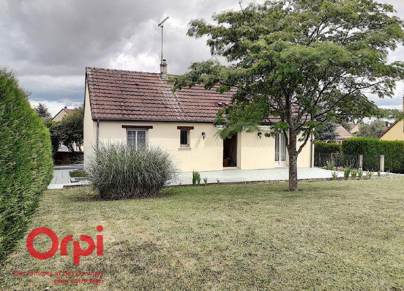 Maison à vendre 91m2 à Mamers