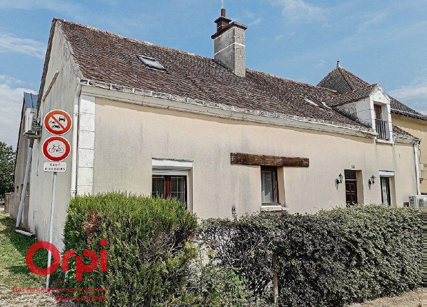 Maison à vendre 105m2 à Neufchâtel-en-Saosnois