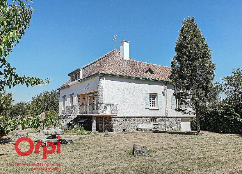 Maison à vendre 136m2 à Saint-Rémy-des-Monts