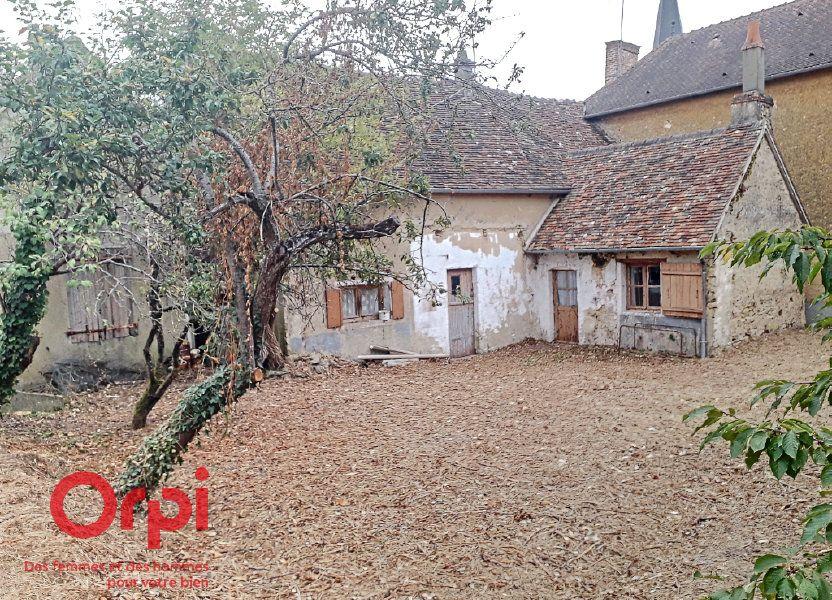 Maison à vendre 107m2 à Saint-Cosme-en-Vairais