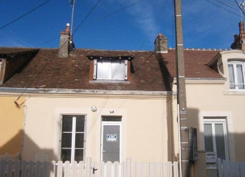 Maison à louer 62m2 à Mamers