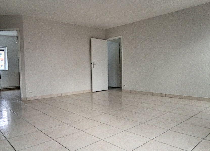 Appartement à louer 82.79m2 à Le Mans
