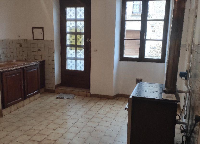Maison à vendre 63m2 à Saint-Calais