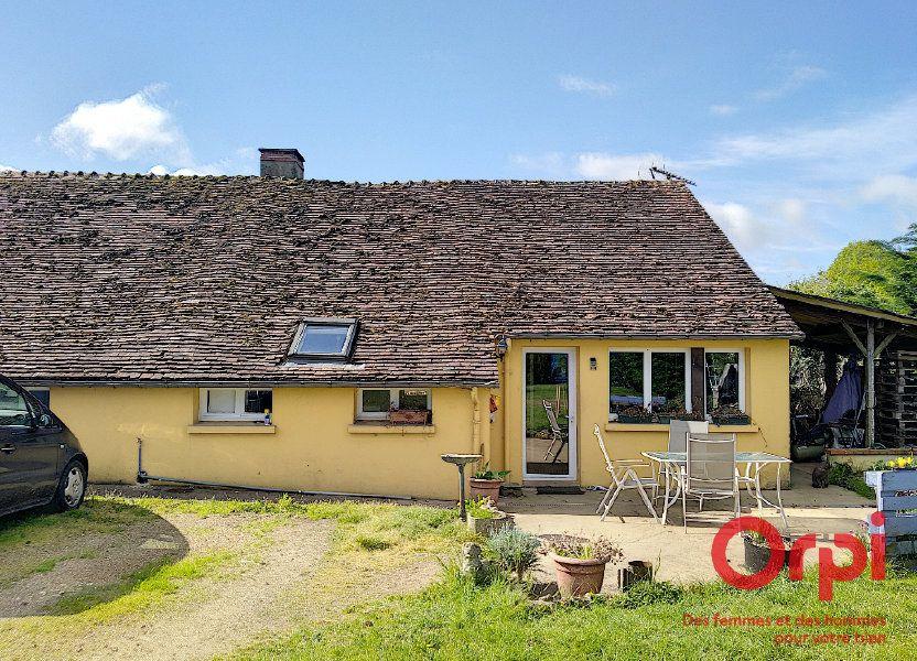 Maison à vendre 103m2 à Gréez-sur-Roc