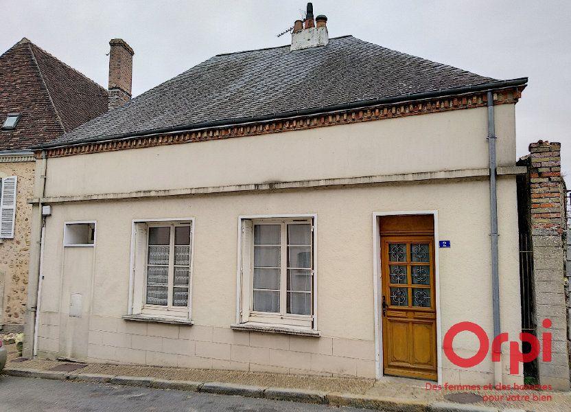 Maison à vendre 58m2 à Montmirail
