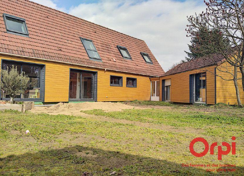 Maison à vendre 160m2 à La Chapelle-Saint-Rémy