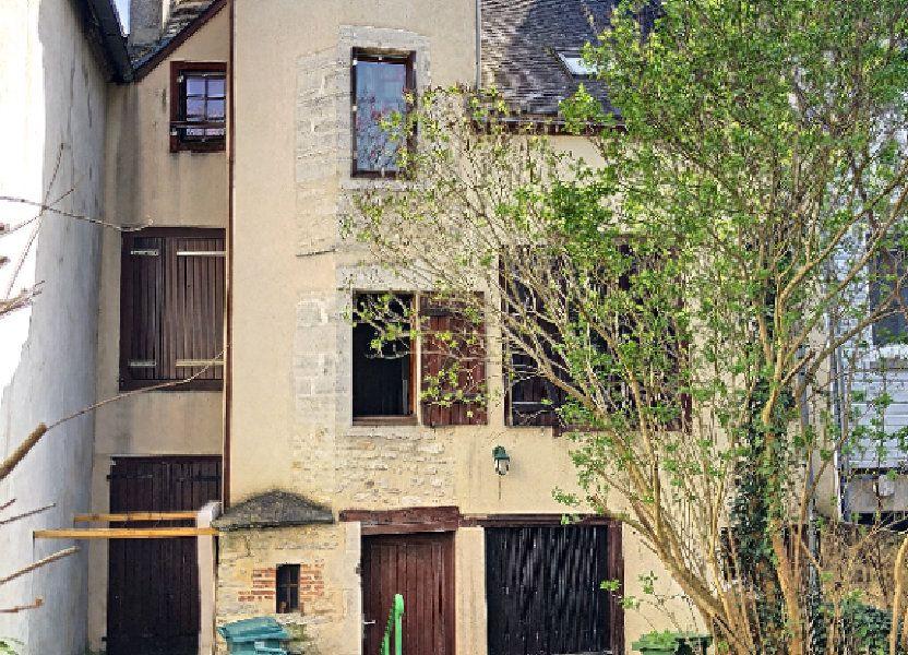 Appartement à vendre 60m2 à La Ferté-Bernard