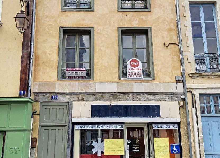 Maison à vendre 200m2 à La Ferté-Bernard