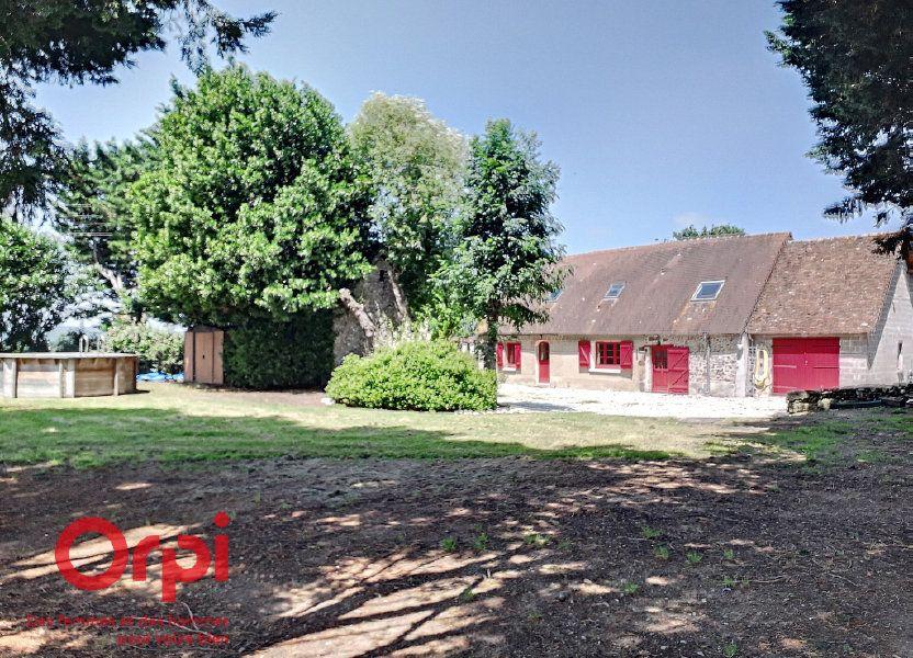 Maison à vendre 120m2 à Sougé-le-Ganelon
