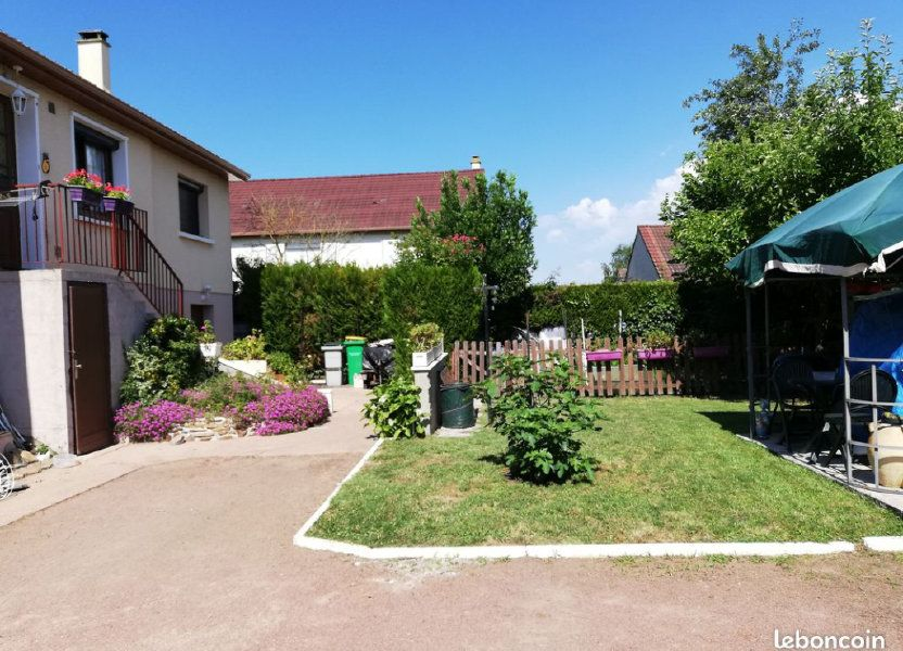 Maison à vendre 105m2 à Ruaudin