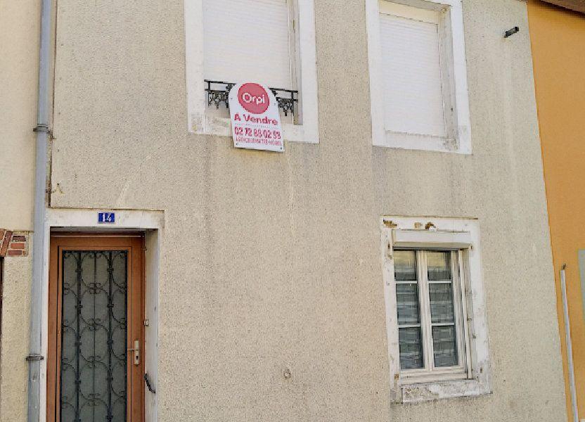 Maison à vendre 67.471m2 à Melleray