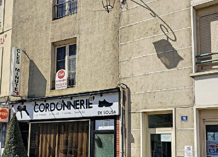 Maison à vendre 150m2 à La Ferté-Bernard