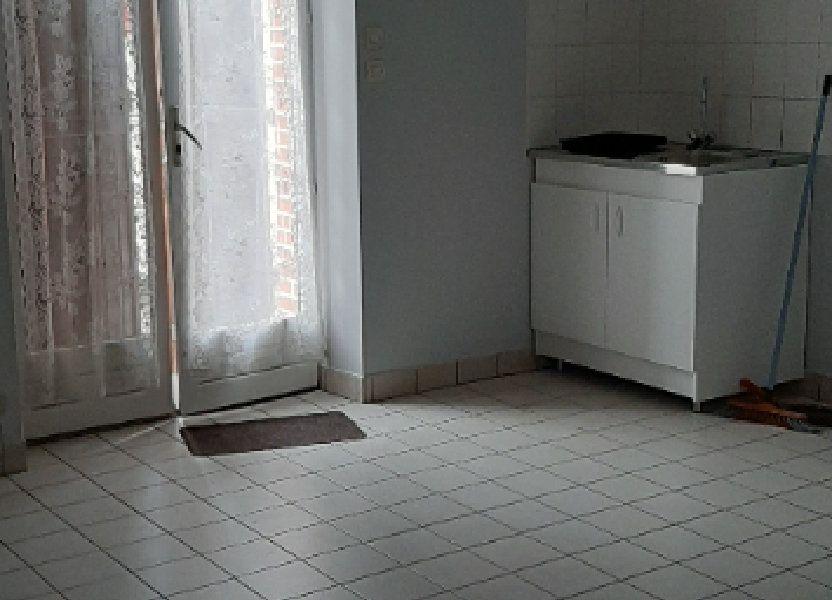 Maison à louer 35m2 à Villefranche-sur-Cher