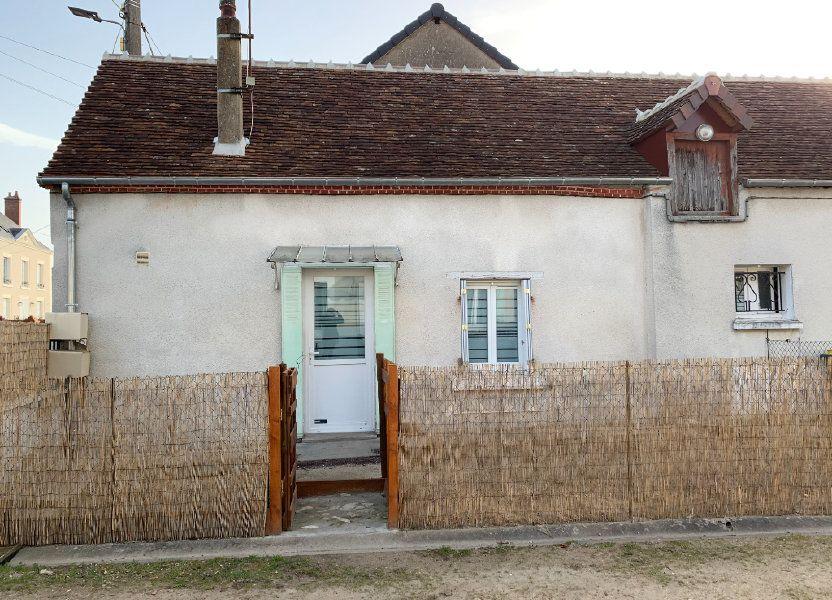 Maison à louer 69.2m2 à Chabris