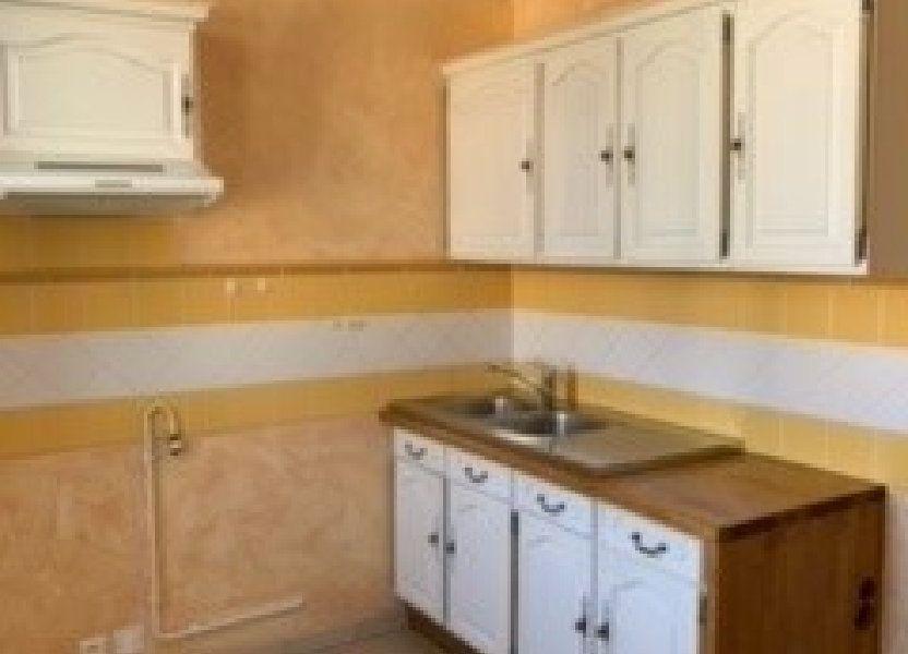 Appartement à louer 45.25m2 à Villefranche-sur-Cher