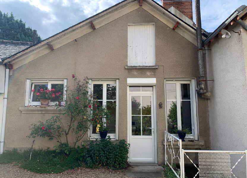 Maison à louer 44m2 à Saint-Christophe-en-Bazelle