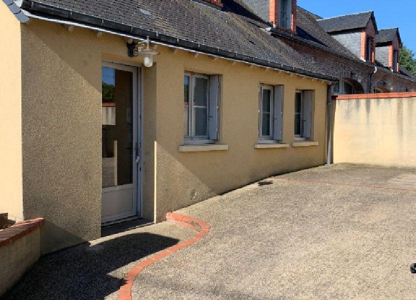 Maison à louer 79.56m2 à Villefranche-sur-Cher