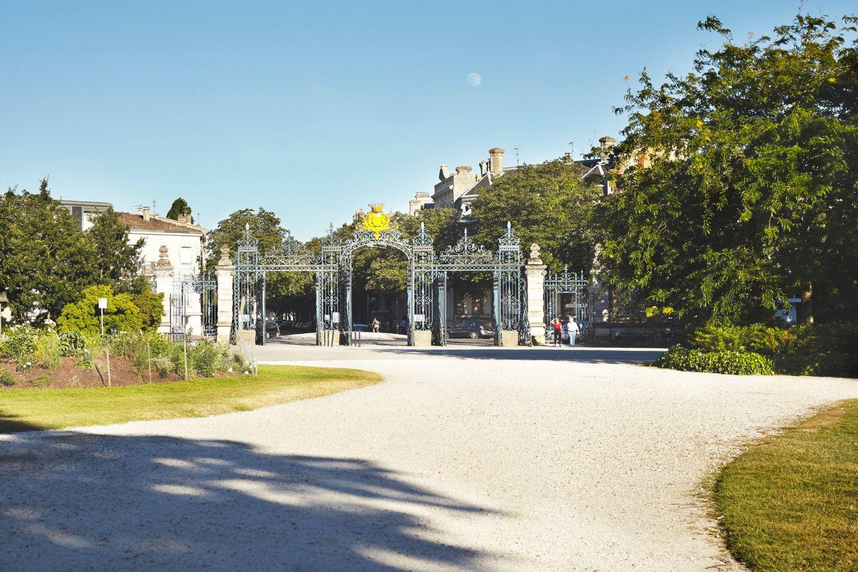 Immobilier caud ran parc bordelais vivre dans le for Bordeaux cauderan immobilier