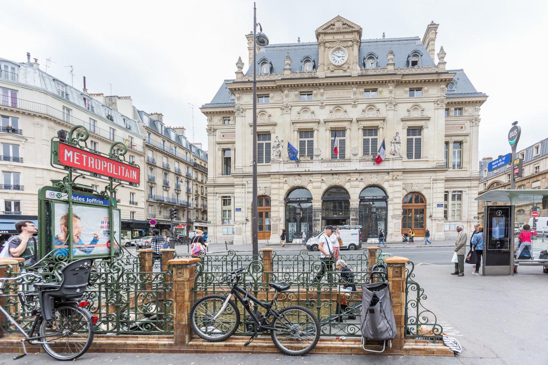 Immobilier lamarck caulaincourt vivre dans le quartier - Restaurant africain porte de clignancourt ...