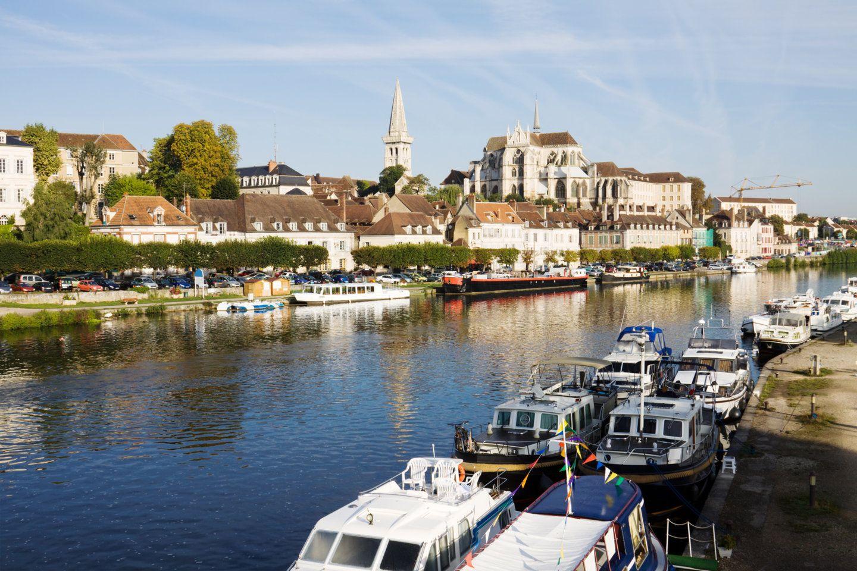 Immobilier Centre Ville Auxerre