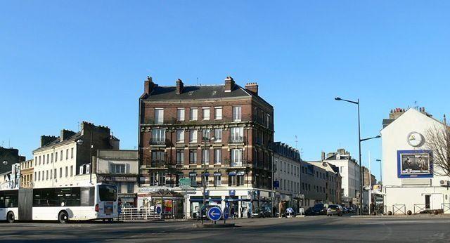 Local commercial à louer 0 55m2 à Le Havre vignette-1