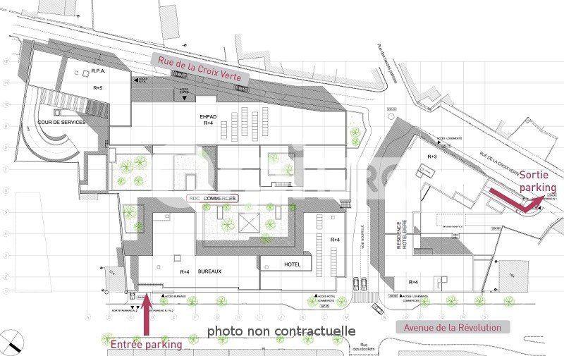 Bureaux à vendre 0 108m2 à Limoges vignette-6