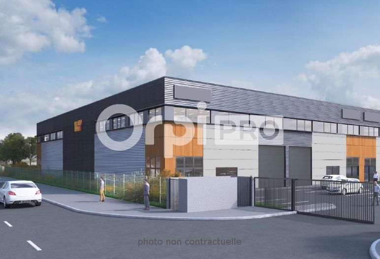 Local d'activité à louer 0 551m2 à Viry-Châtillon vignette-2