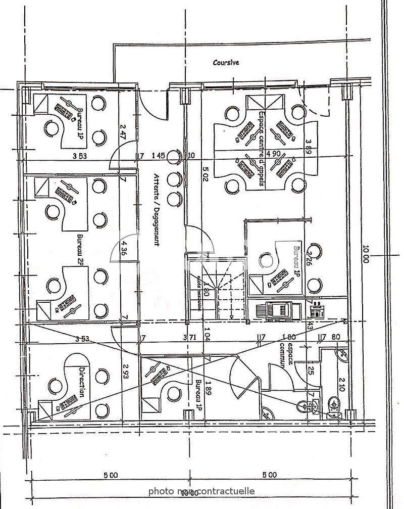 Bureaux à louer 0 129m2 à Baie-Mahault vignette-4