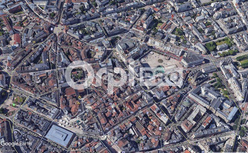 Bureaux à louer 0 20m2 à Limoges vignette-6