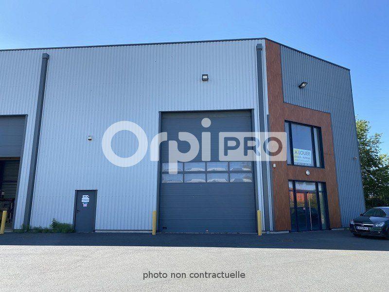 Local d'activité à louer 0 1780m2 à Sandouville vignette-3