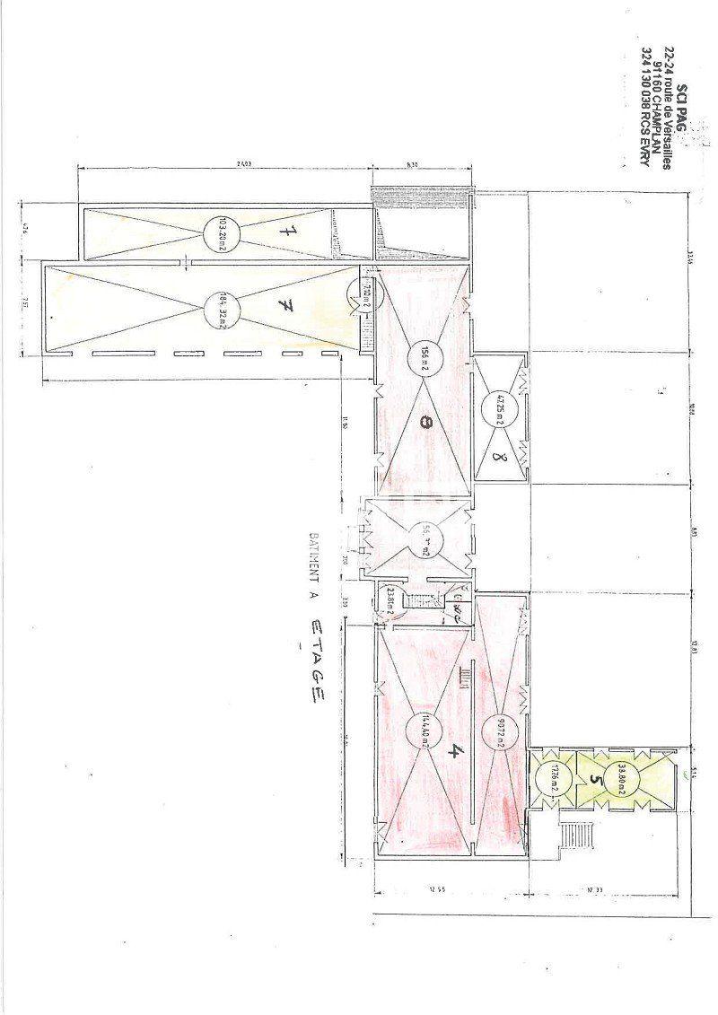 Bureaux à louer 0 235m2 à Champlan vignette-4
