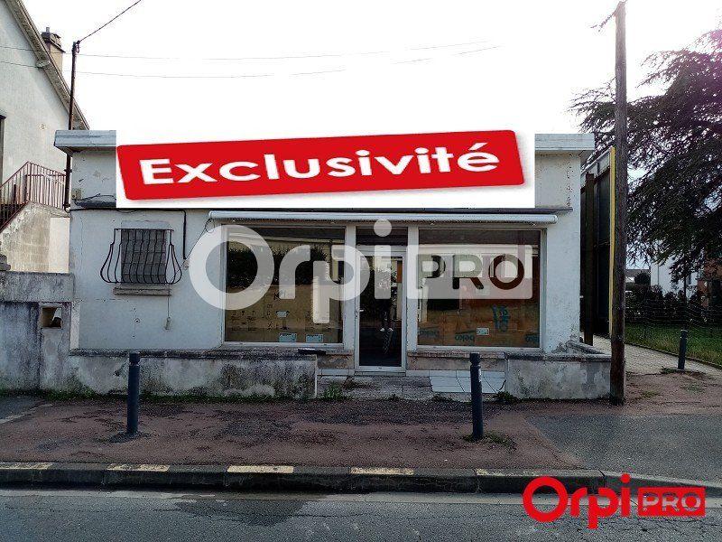Local commercial à vendre 60m2 à Nevers