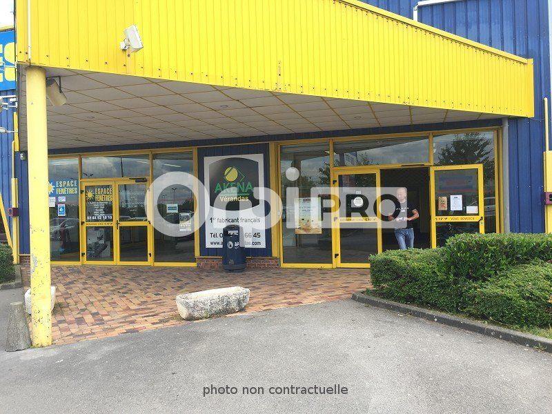 Local commercial à louer 106m2 à Beauvais