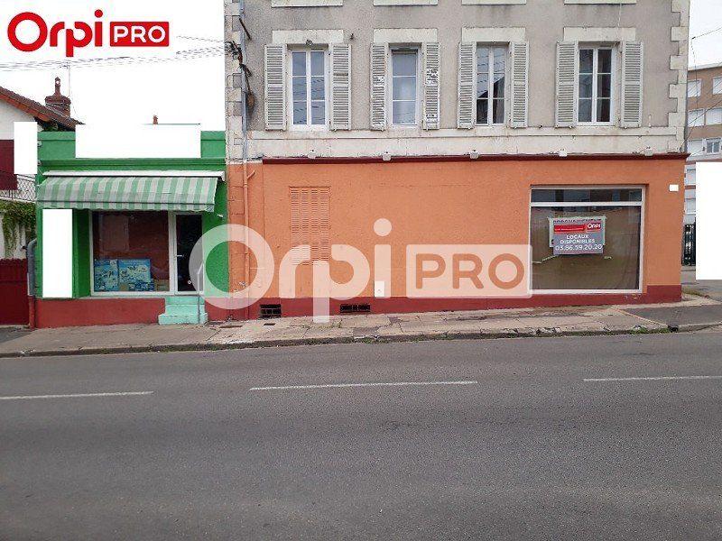 Local commercial à louer 140m2 à Nevers