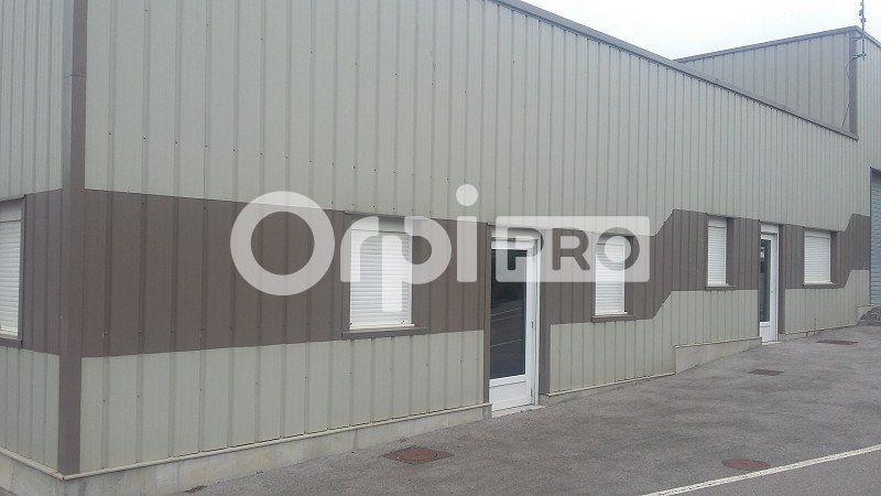 Local d'activité à louer 130m2 à Longueil-Annel