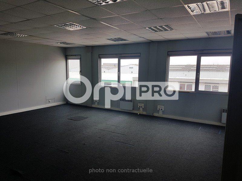 Bureaux à louer 950m2 à Le Havre